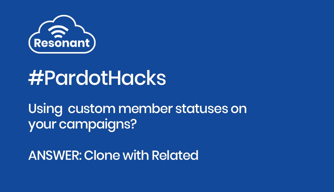 Pardot Hack #1: Clone With Related