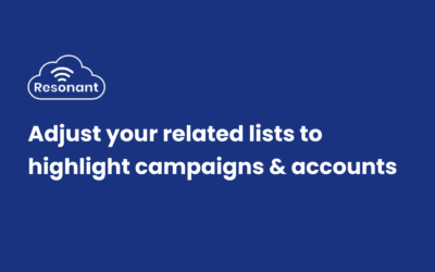 ABM is here, see why you need to look at Campaigns & Accounts now