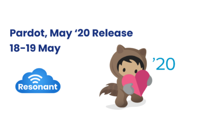 See what's around the corner in the Pardot May '20 Release